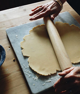 Rolling Dough