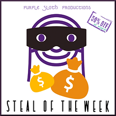 Purple Sloth Productions (PSP) Steal of