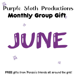 Monthly Group Gifts - JUNE