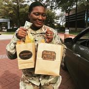 Military is loving _mstjssauce ... Thank