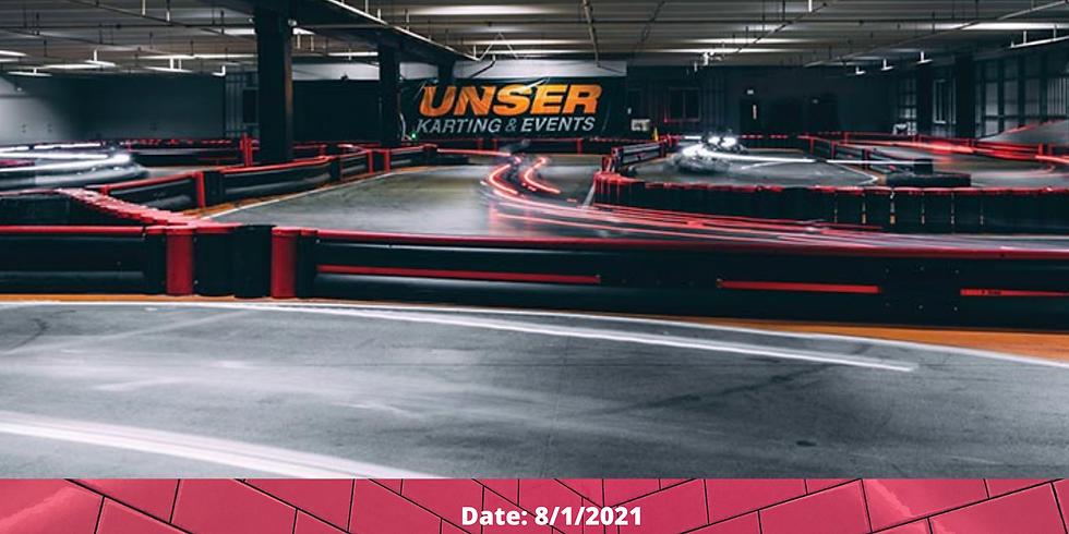 "Mayhem Racing Charities ""Karting for a Cause"""