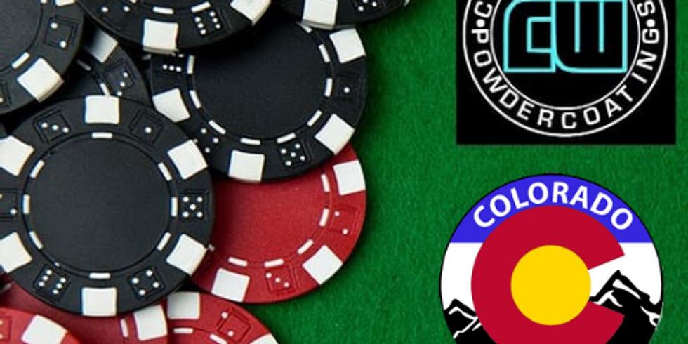 Colorado Euros/ColorWerks Powdercoatings Poker Run