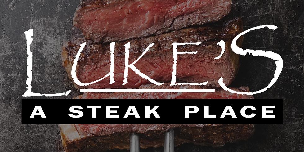 """""""Steak your Spot"""" MRC Member's Only Fundraiser"""