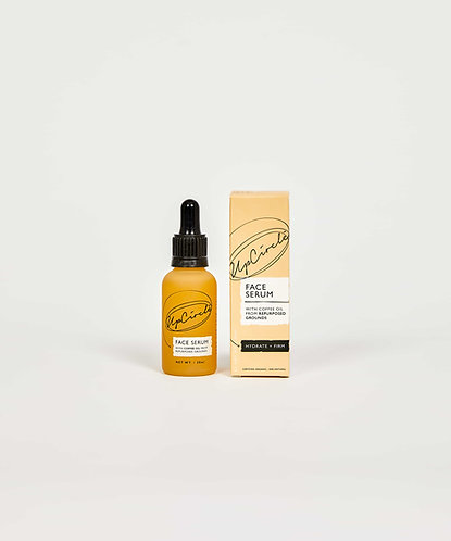 UpCircle - Organic Facial Serum with Coffee Oil
