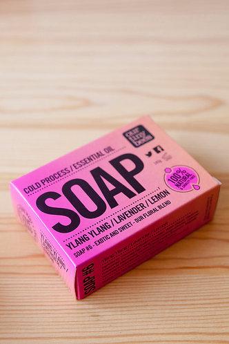 Our Tiny Bees Soap - Ylang Ylang/Lavender/Lemon