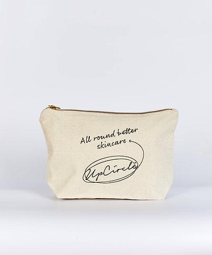 Organic Cotton Wash Bag