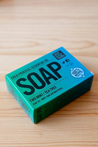 Our Tiny Bees Soap - Two Mint/Tea Tree