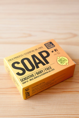 Our Tiny Bees Soap - Sensitive/Baby/Face