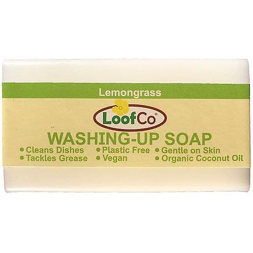 LoofCo Washing Up Soap - Lemongrass
