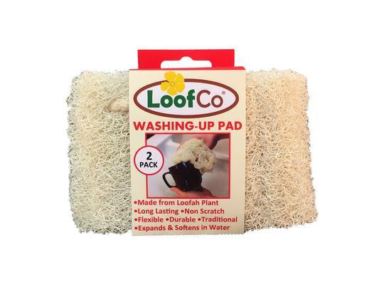 Loofco Washing Up Pad -2pack