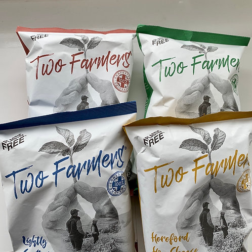 Two Farmers Crisps 1 x 150g