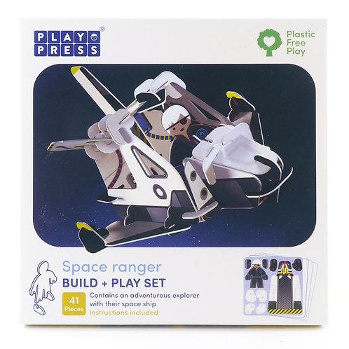 Playpress Toys - Space Ranger Play Set