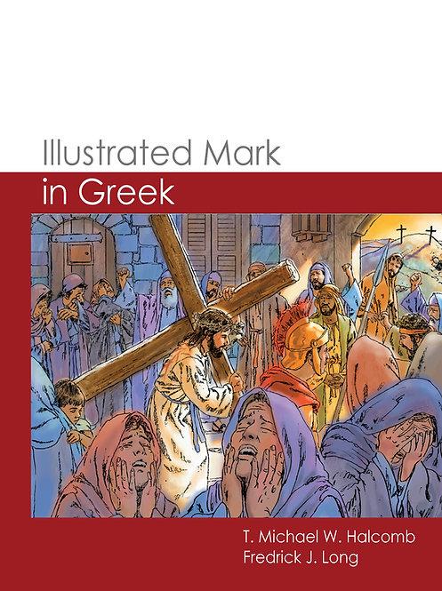 Illustrated Mark in Greek