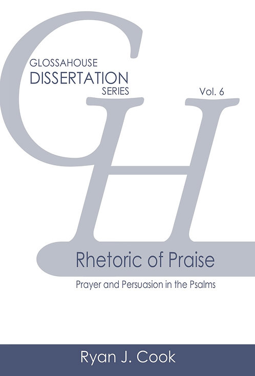 Rhetoric of Praise
