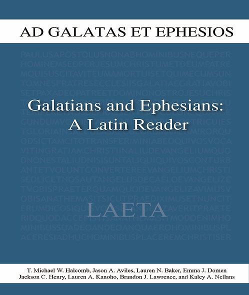 Galatians and Ephesians: a Latin Reader