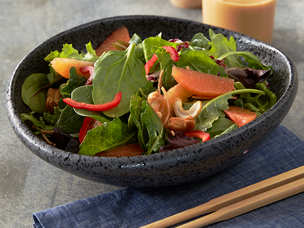 MISO GINGER ASIAN SALAD