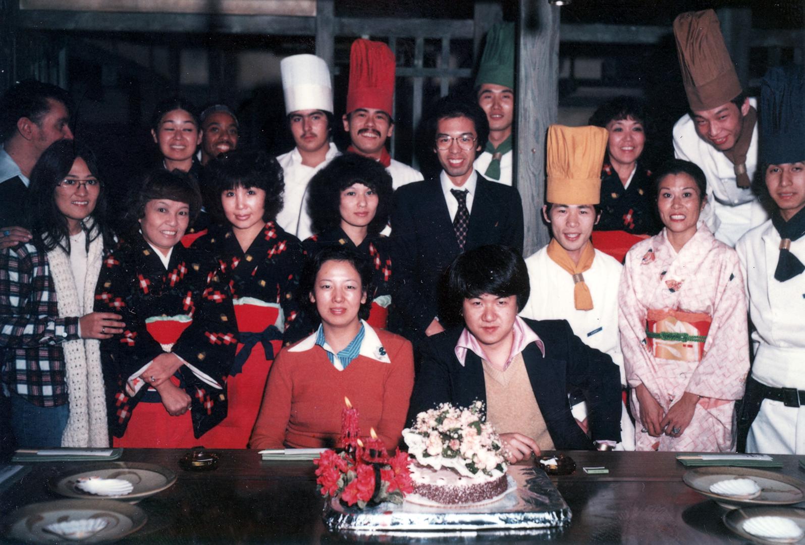 Original Staff