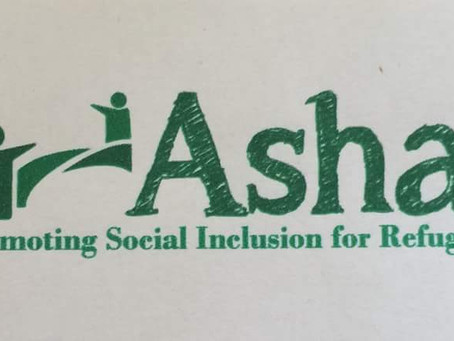 Dignity not Destitution, ASHA Conference