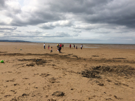 Seaside trip to Hoylake