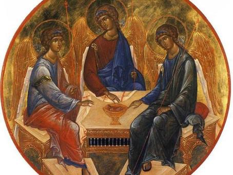 "Jesus said ""I among you as one who serves"""