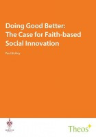 Sanctus St Marks features as an 'intrapreneurial' case study in Theos Report: Doing Good Better: The