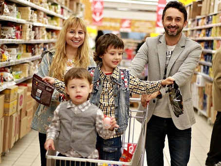 Could you put something extra in your shopping trolley?