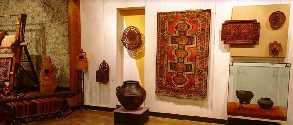 Интерьер Музея народного искусства в Ереване. Фото: yandex.ru
