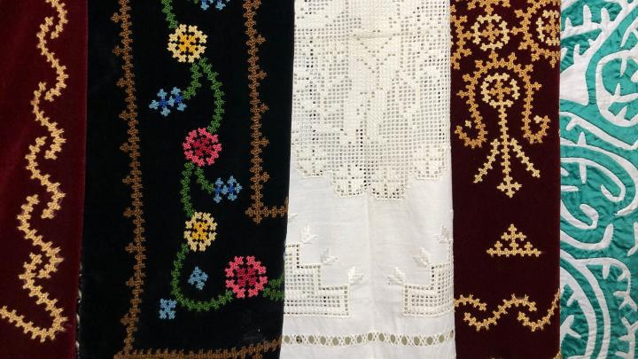 Hrag Vartanian Why Craft Matters Embroideries