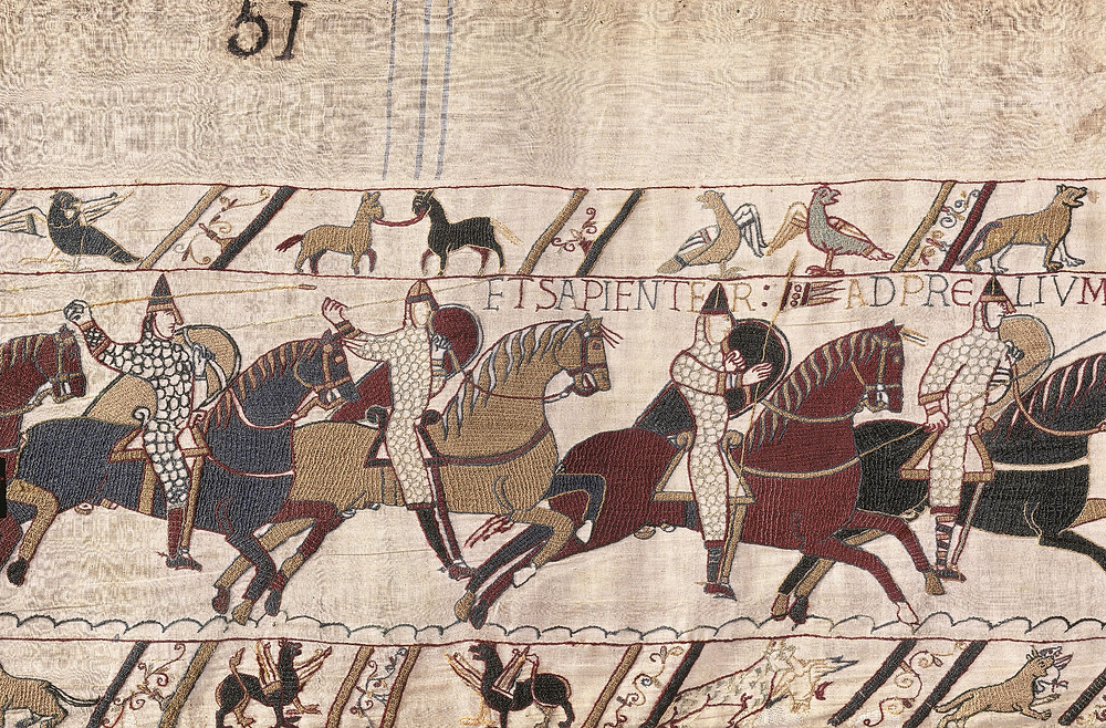 Hrag Vartanian Why Craft Matters Bayeux Tapestry