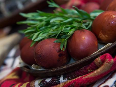 Как армяне отмечают Пасху: традиции и особенности праздничного стола