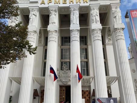 Фестиваль армянского вина на ВДНХ. Как это было