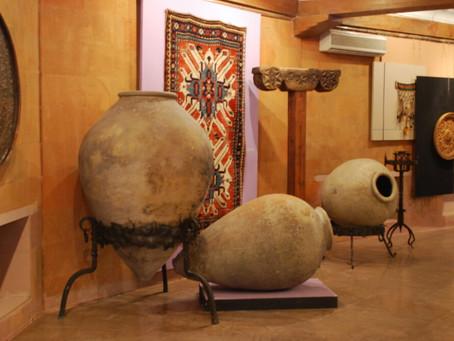 Музей народного искусства в Ереване — старший среди равных