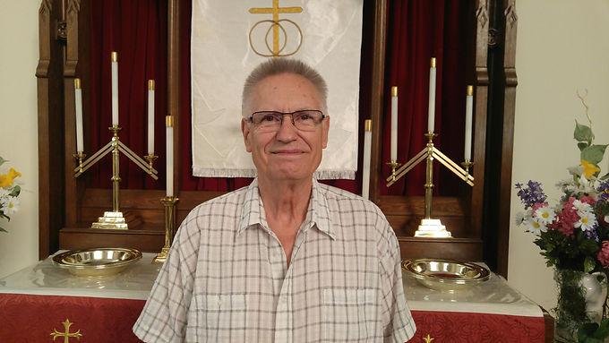 Church Custodian: Duane Caley