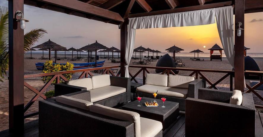 Hotel Meliá Tortuga, Cabo Verde