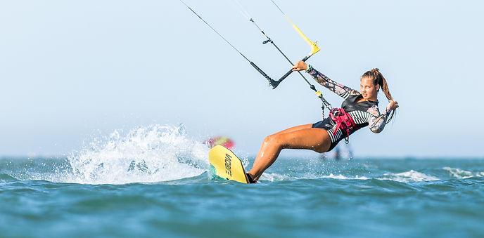 El Gouna kitesurf