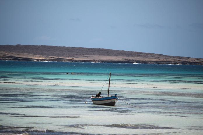 Paisajes en Mar Esmeralda
