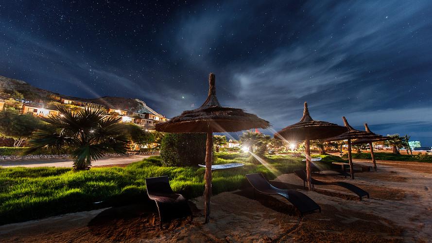 Noche en Dakhla