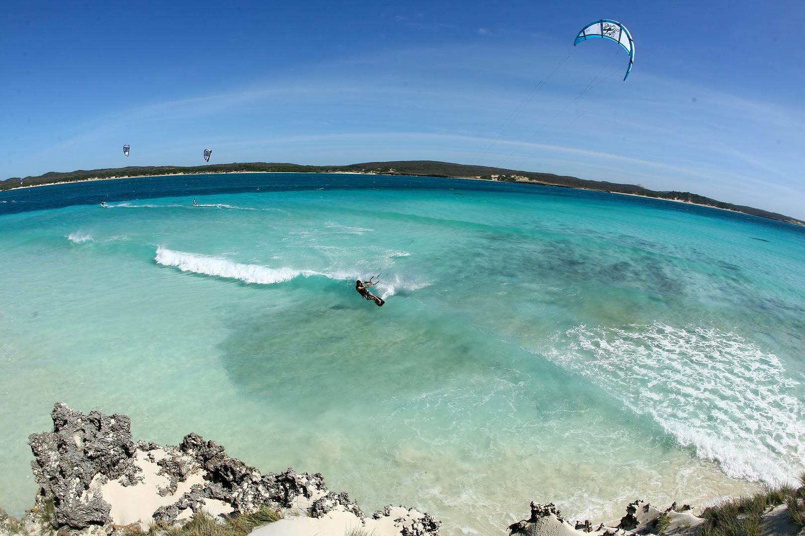 Kitesurf en Madagascar