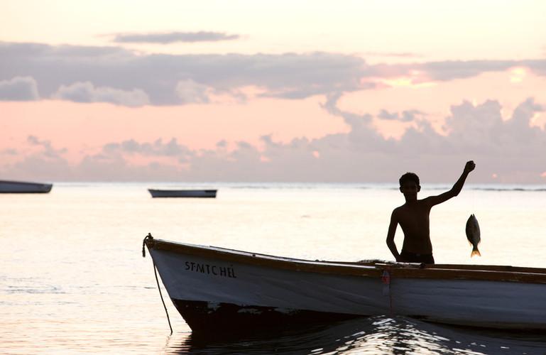 Personas de Isla Mauricio