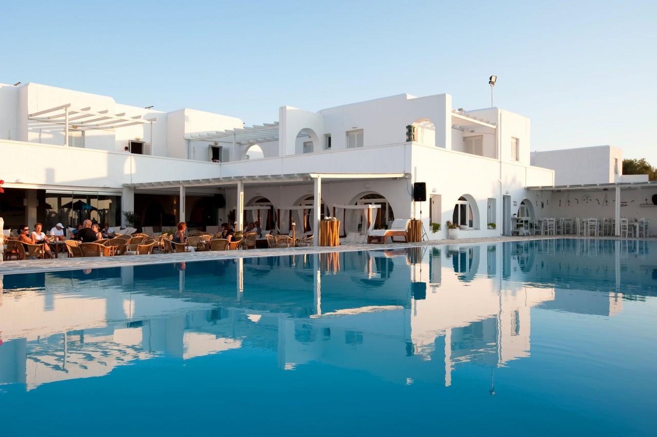 Hotel Holiday Sun Paros