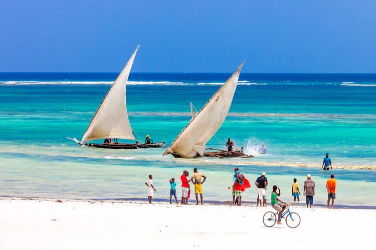 Kitesurf Diani Beach