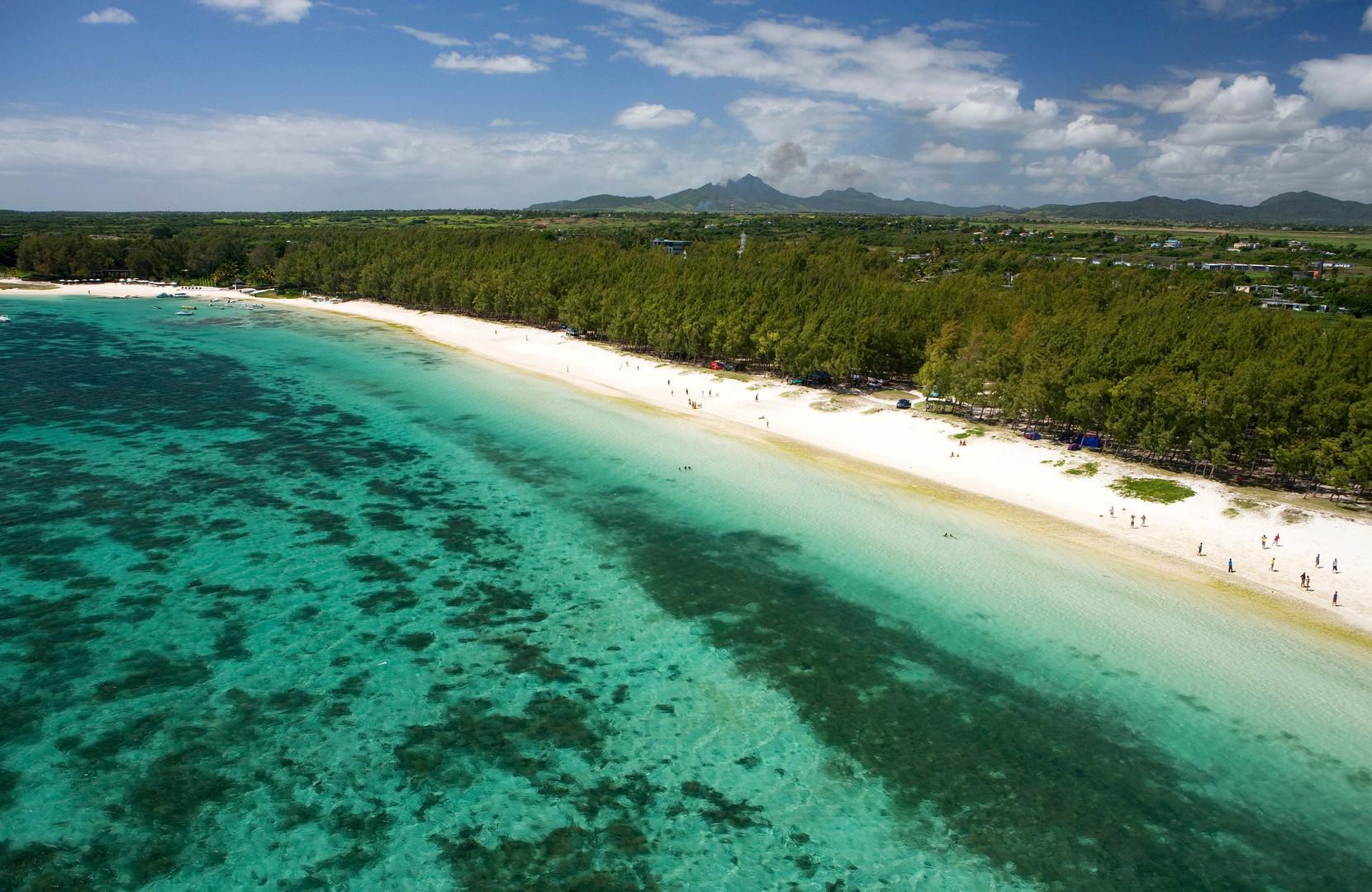 Paisajes de Isla Mauricio
