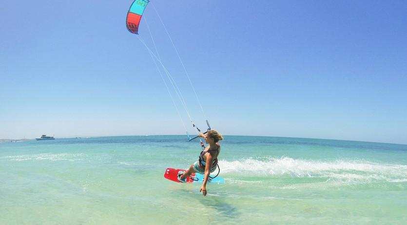 El Gouna kite