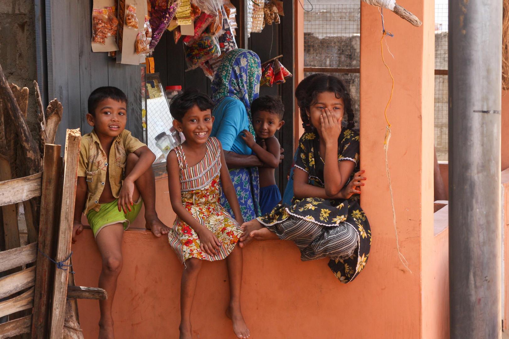 Gente de Sri Lanka