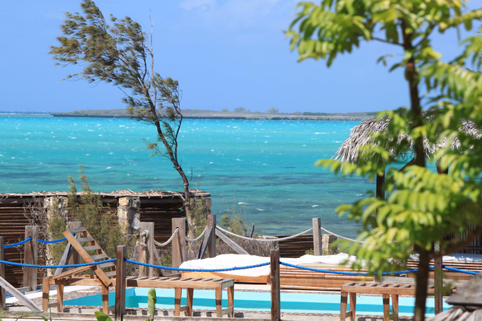 Hotel de kitesurf en Madagascar