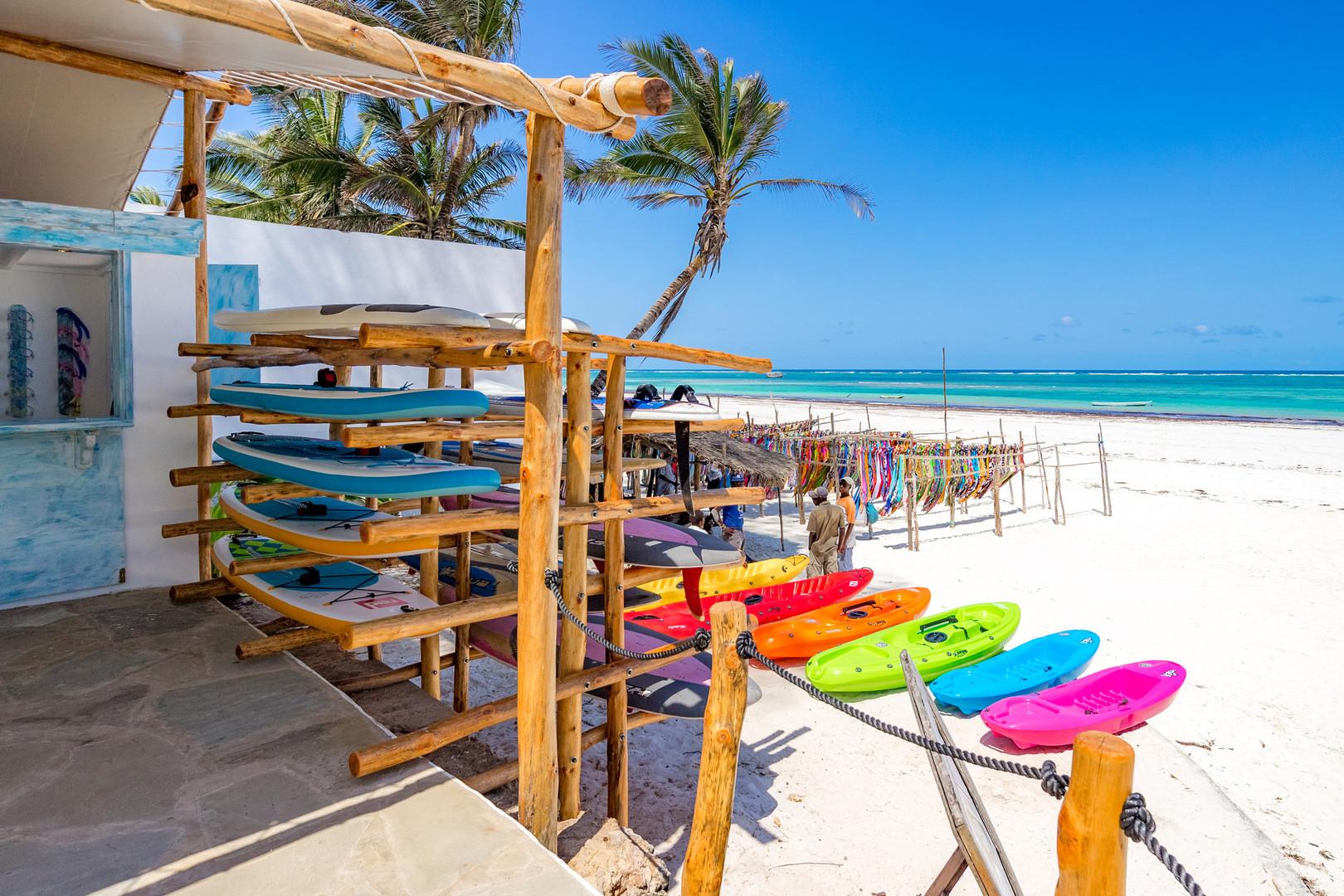Nomad Diani Beach