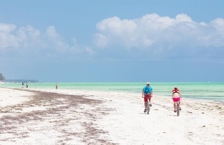 Playas de Paje, Zanzíbar