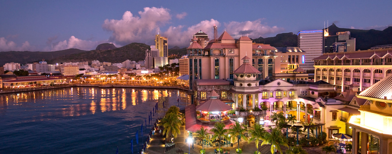 Capital Isla Mauricio