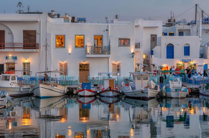 Paisajes de Grecia