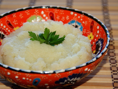 Здоровая альтернатива картофельному пюре